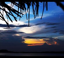 The dawn- the games the clouds play by abhibhat