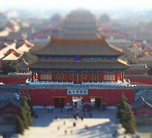 Little Forbidden City by Jenny Hall