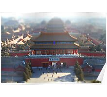 Little Forbidden City Poster