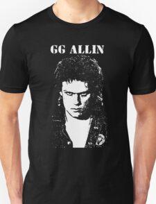 GG ALLIN T-Shirt T-Shirt