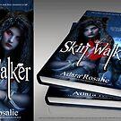 Skinwalker Book Cover Design by Adara Rosalie