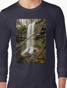 Jacoby Falls Behind The Fallen Trees Long Sleeve T-Shirt