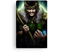 Agent of Asgard Canvas Print