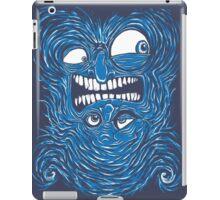 Mr Reversable iPad Case/Skin