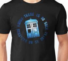 Doctor Who Galaxy TARDIS Print Unisex T-Shirt