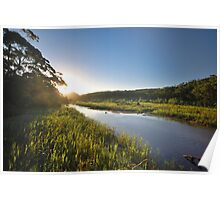 Thurra River - Croajingolong National Park Poster