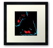 Fighter 1 Framed Print