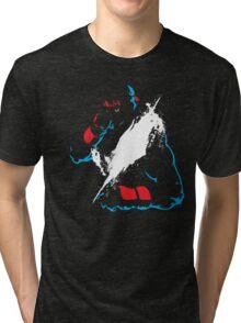 Fighter 2 Tri-blend T-Shirt