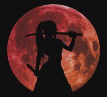 fairy tail erza scarlet titania moon anime manga shirt by ToDum2Lov3