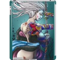 Samurai Girl iPad Case/Skin