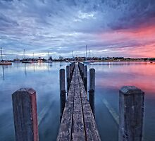 Bunbury Boat Harbour  by Chris Paddick