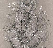 Daisy Girl by Michael Beckett