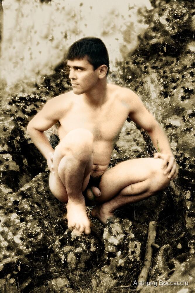 Greek Boy by Anthony Boccaccio
