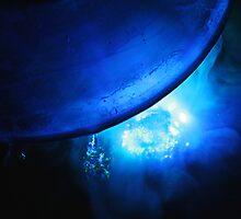 341 - Blue Fog by jdubj