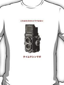 カメラ      ローライフレックス T-Shirt