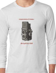 カメラ      ローライフレックス Long Sleeve T-Shirt