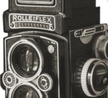 カメラ      ローライフレックス Sticker