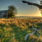 Abandoned Sunrise by Scott Sheehan