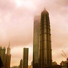 Shanghai Towers, China by Chris Millar