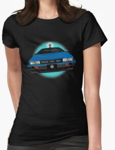 Back to the TARDIS Womens Fitted T-Shirt