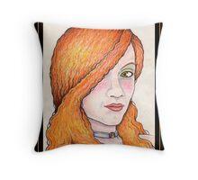 ~ Her Serene Majesty ~ Throw Pillow