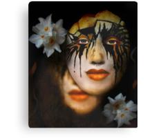 The Maskquerade Canvas Print