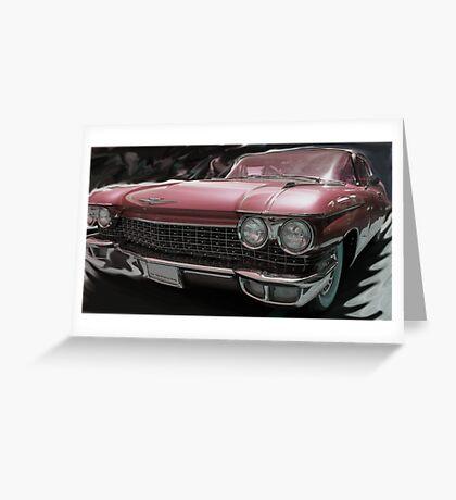 Hot Rider Greeting Card