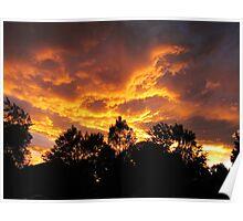 Colorado Sunset Poster