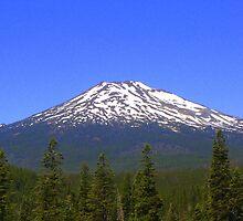 Mt Bachelor, Oregon by ka7bzg