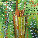 Rock Spirit Snake by Kay Hale