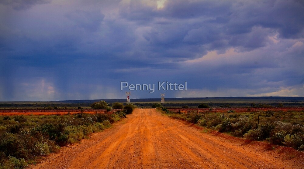 Right-left by Penny Kittel
