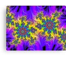 Charged Particles Canvas Print