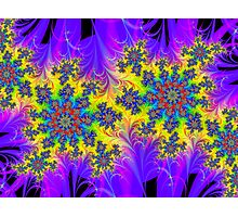 Charged Particles Photographic Print
