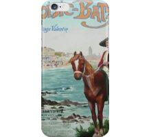 Gustave Fraipont Affiche PO LeCroisic Batz iPhone Case/Skin