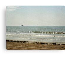 Texas Gulf Coast Canvas Print