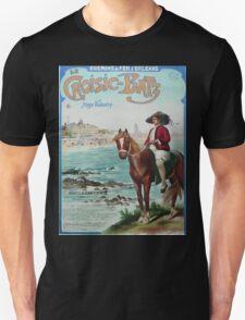 Gustave Fraipont Affiche PO LeCroisic Batz T-Shirt