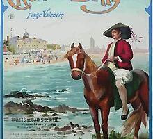 Gustave Fraipont Affiche PO LeCroisic Batz by wetdryvac