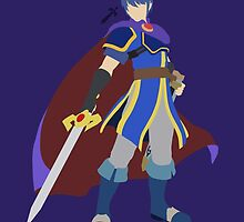 Marth (Roy) - Super Smash Bros. by samaran