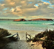 Twilight Beach -Esperance WA by Chris Paddick