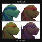 Turtlez: Pizza Dayz by Danny Morgan
