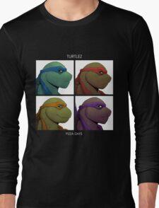 Turtlez: Pizza Dayz Long Sleeve T-Shirt