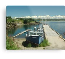 Scott's Bay, Nova Scotia Metal Print