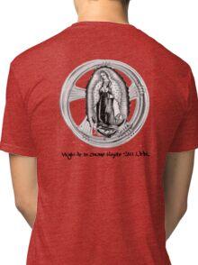 Chrome Mary Tri-blend T-Shirt
