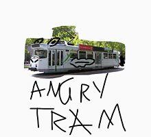 angry tram Unisex T-Shirt