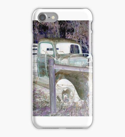Reverse Truck iPhone Case/Skin