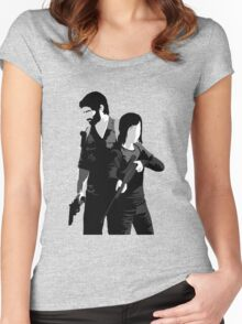 The Last of Us  Women's Fitted Scoop T-Shirt