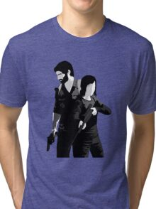 The Last of Us  Tri-blend T-Shirt