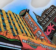 New York New York Las Vegas... by Rita  H. Ireland