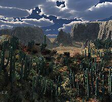 Painted Desert (big format) by alaskaman53