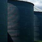 silos by Joe Mortelliti